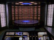 Galaxy class transporter room