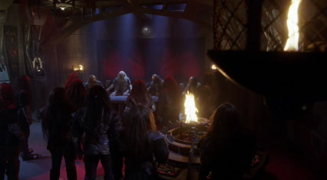 Klingon High Council Chamber