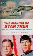 Making of Star Trek original cover