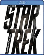 Star Trek 3 disc Blu-ray Region A cover