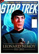 Star Trek Magazine issue 181 cover