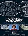 Star Trek Voyager NCC-74656 Illustrated Handbook