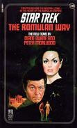 The Romulan Way original cover