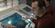 USS Enterprise (alternate reality) transporter console