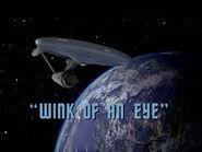 3x13 Wink of an Eye title card