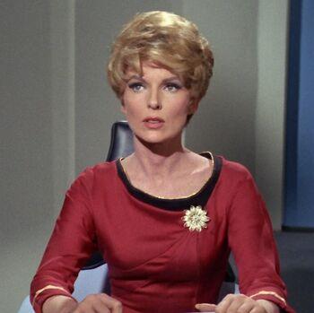 Lieutenant Areel Shaw