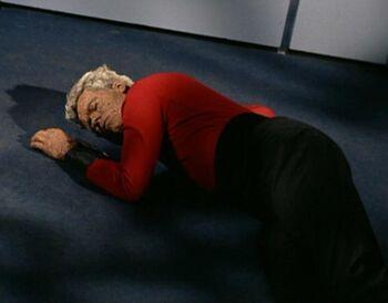 Compton's corpse