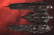Eaglemoss Klingon Jach Class