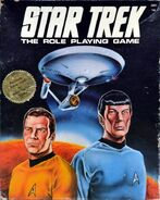 FASA Star Trek the Role Playing Game v1 limited edition