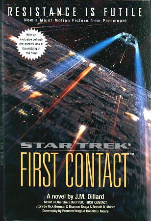 Star Trek: First Contact (novel)