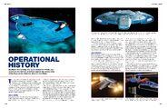 Star Trek Deep Space Nine Illustrated Handbook, pp. 126-127 spread