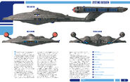 USS Enterprise Owners Workshop Manual pp. 16-17 spread