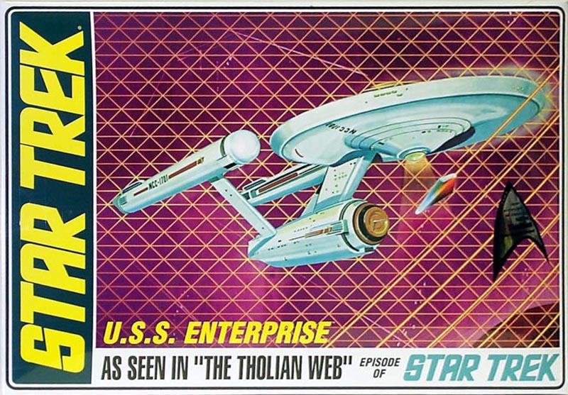 AMT Model kit AMT695 USS Enterprise 2011.jpg