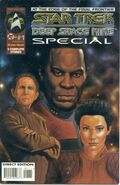 DS9 special comic cover