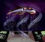 Ferengi transporter beam