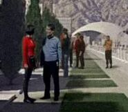 Starbase 11 personnel