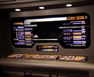 Voyager tactical station