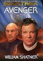 Avenger novel cover