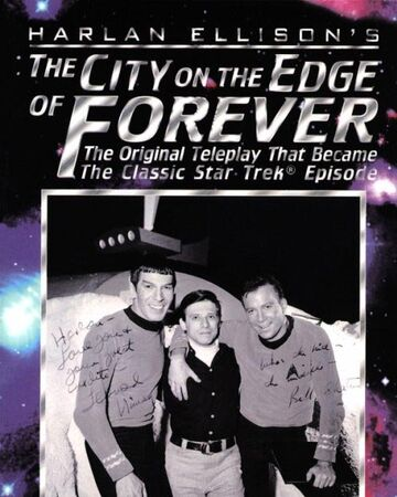 The City On The Edge Of Forever Reference Book Memory Alpha Fandom