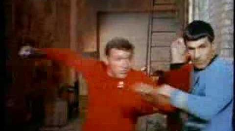 Classic Star Trek Miri