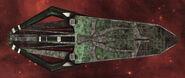 Eaglemoss Klingon 'etlh Class