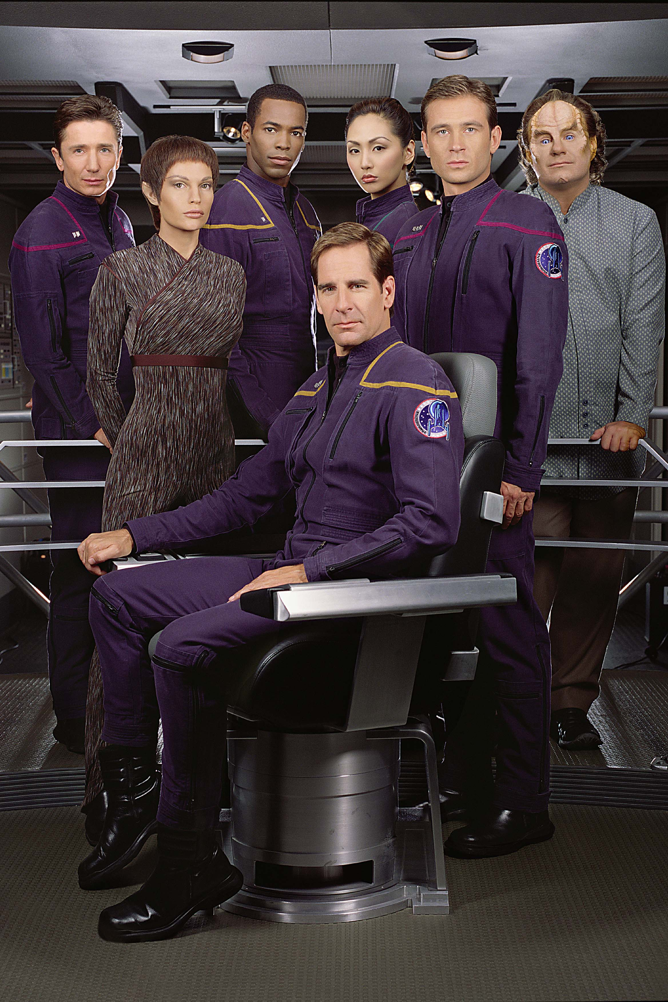 Star Trek Enterprise Memory Alpha Fandom