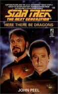 Here There Be Dragons cover