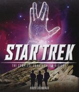 Star Trek The Complete Unauthorized History cover