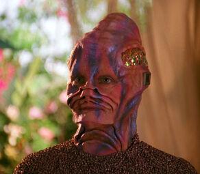Ajur, a Vorgon female (2366)