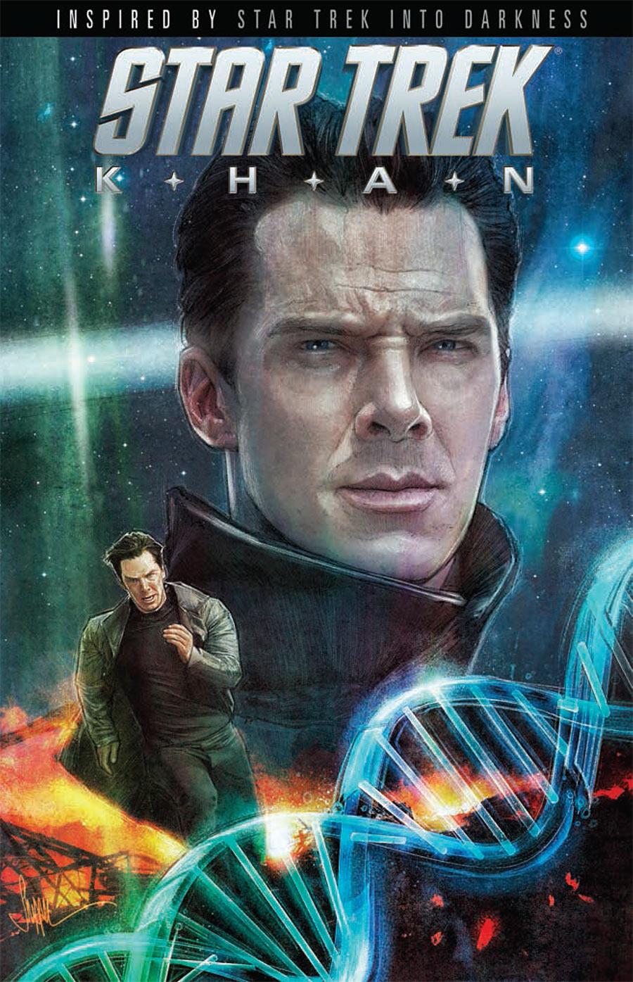 Star Trek: Khan (omnibus)