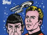 Star Trek - The Original Topps Trading Card Series