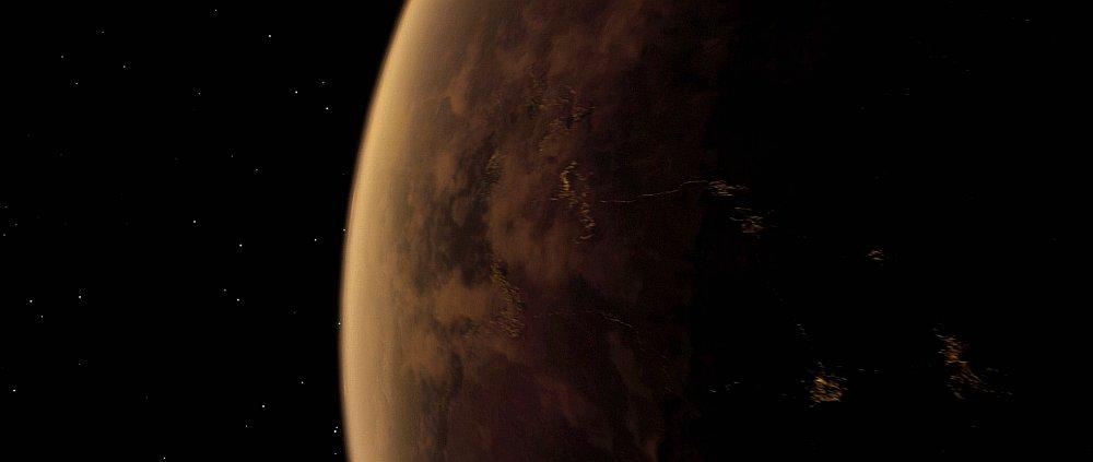 Romulan planets