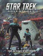 Star Trek Adventures - Sciences Division Supplement cover