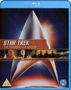 Star Trek III The Search for Spock Blu-ray cover