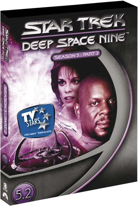 DS9 DVD-Box Staffel 5.2