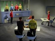 Starbase 11 courtroom