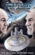 TNG Through the Mirror omnibus cover