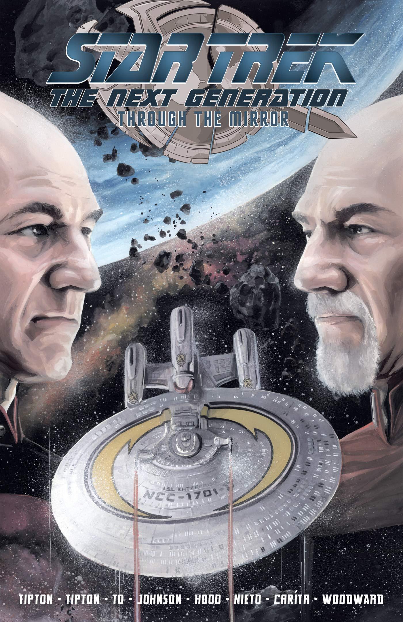 Star Trek: The Next Generation - Through the Mirror (omnibus)