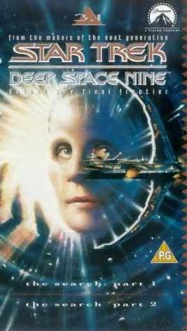 DS9 Season 3 UK VHS
