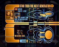 DVD-Menü TNG Staffel 4 Disc 7