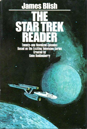 Cover of first compilation, <i>The Star Trek Reader</i>