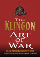The Klingon Art of War cover
