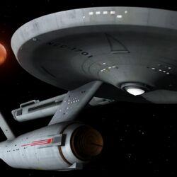 USSエンタープライズ(NCC-1701)
