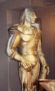 Chang statue