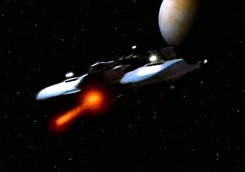 Escort vessel