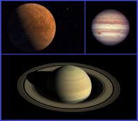 Planety klasy J