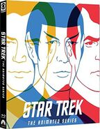 Star trek the animated series (blu-ray) 2016