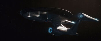 USS Enterprise (NCC-1701-A alternate reality)