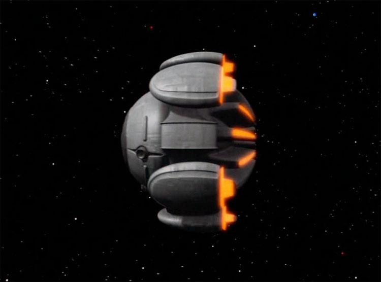 Eymorg starship