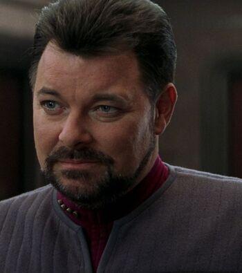 ウィリアム・T・ライカー大佐(2379年)